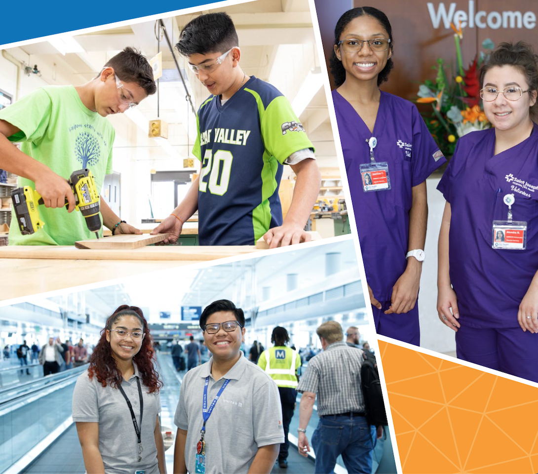 CareerConnect_AnnualReport_Cover_Photos_of_students